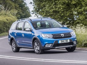 Ver foto 10 de Dacia Logan MCV Stepway UK 2017