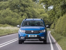 Ver foto 8 de Dacia Logan MCV Stepway UK 2017