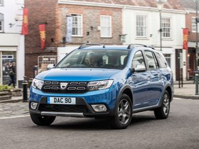 Ver foto 6 de Dacia Logan MCV Stepway UK 2017