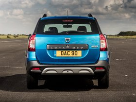 Ver foto 5 de Dacia Logan MCV Stepway UK 2017