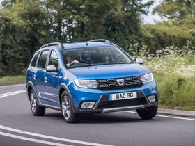 Ver foto 3 de Dacia Logan MCV Stepway UK 2017