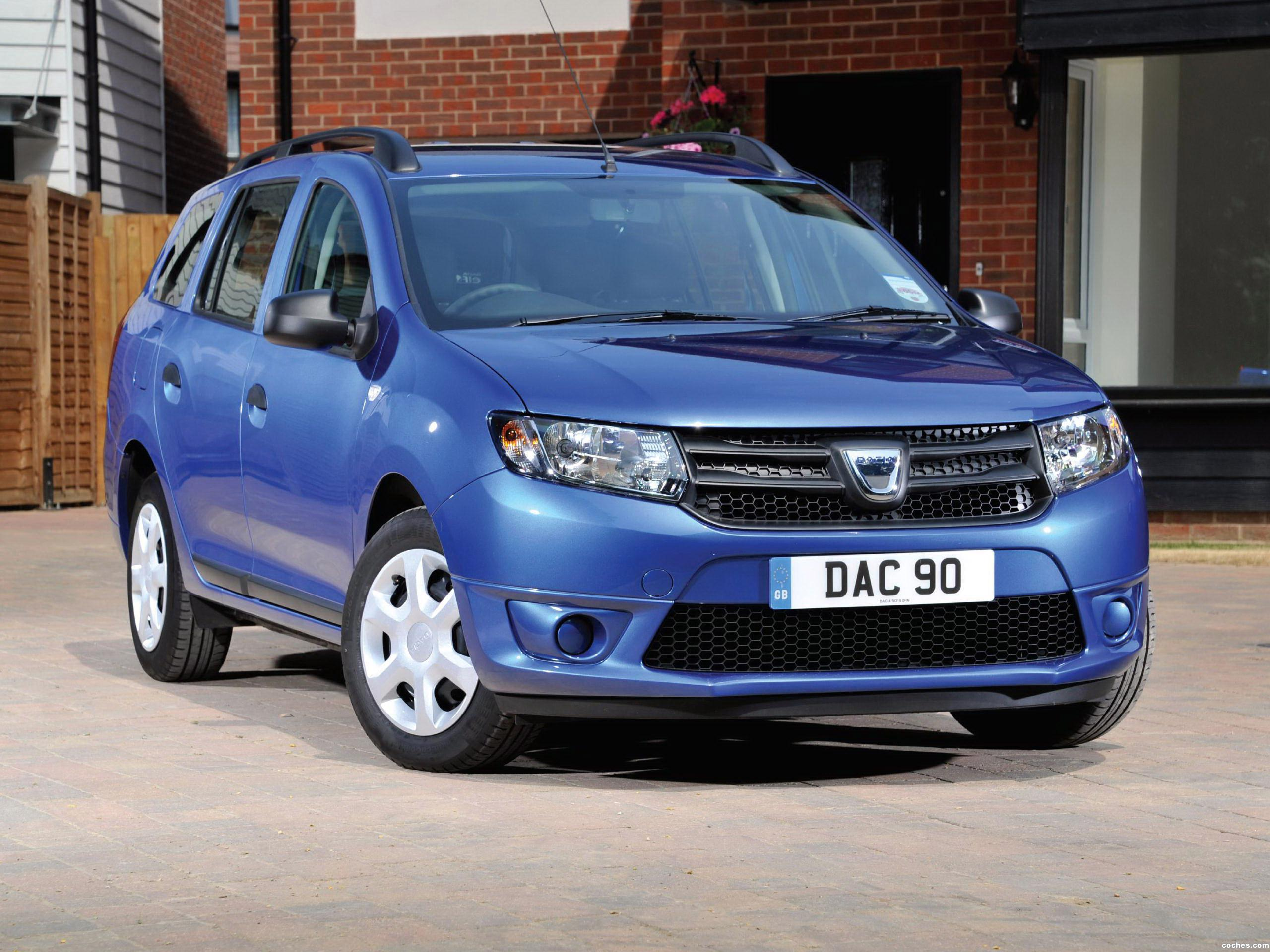 Foto 0 de Dacia Logan MCV UK 2015