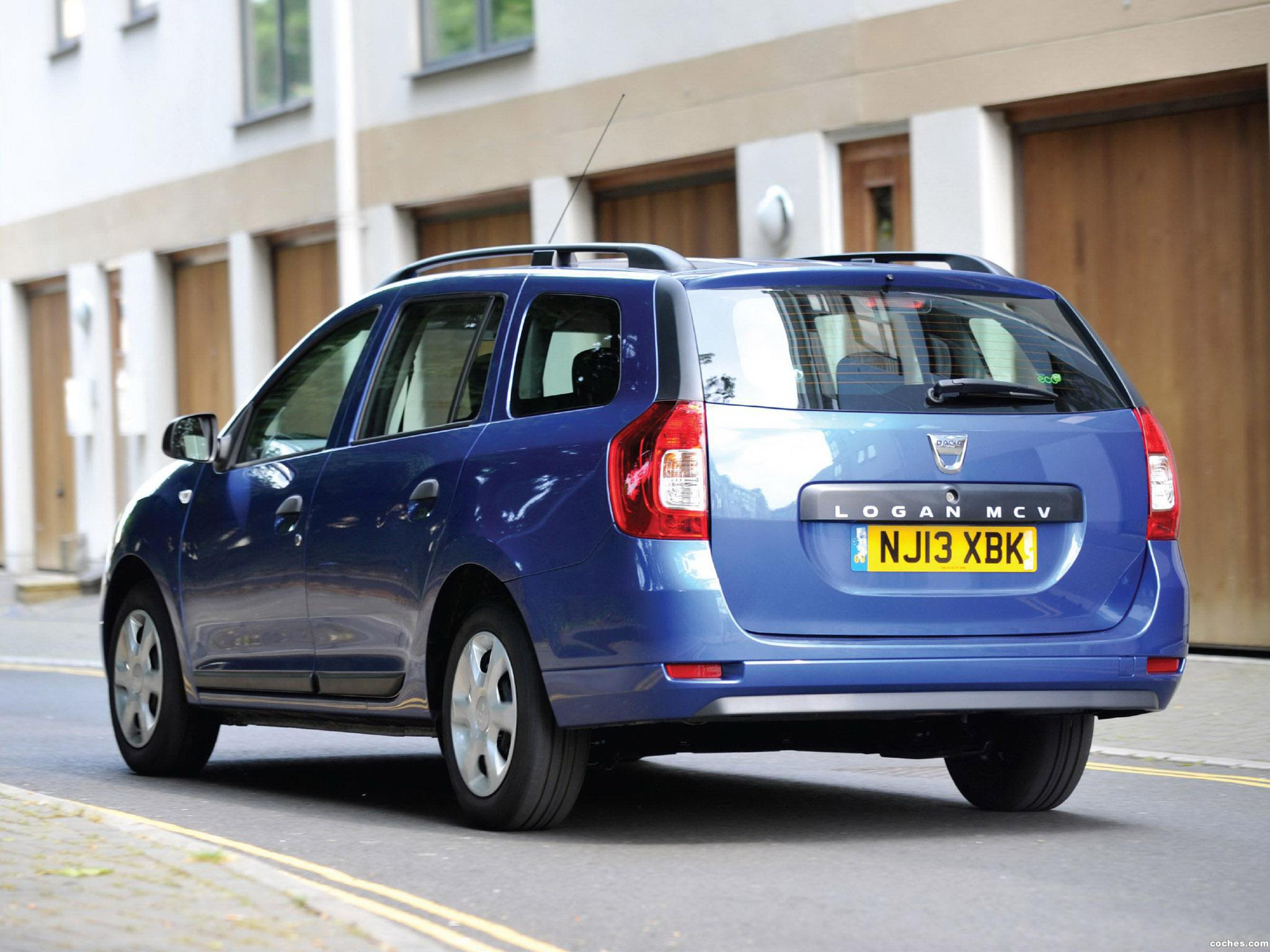 Foto 8 de Dacia Logan MCV UK 2015