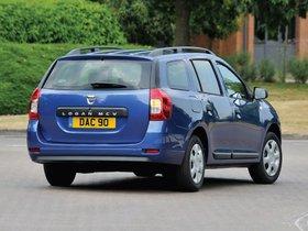 Ver foto 8 de Dacia Logan MCV UK 2015