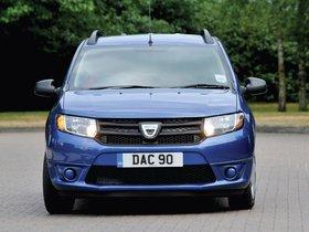 Ver foto 7 de Dacia Logan MCV UK 2015