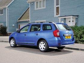Ver foto 5 de Dacia Logan MCV UK 2015
