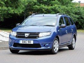 Ver foto 4 de Dacia Logan MCV UK 2015
