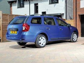 Ver foto 3 de Dacia Logan MCV UK 2015