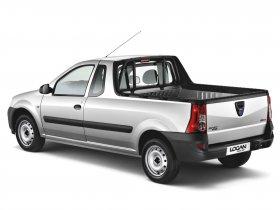 Ver foto 2 de Dacia Logan PickUp 2007