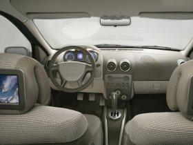 Ver foto 5 de Dacia Logan Steppe Concept Genf 2006