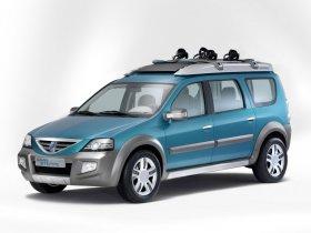 Fotos de Dacia Logan Steppe Concept Genf 2006