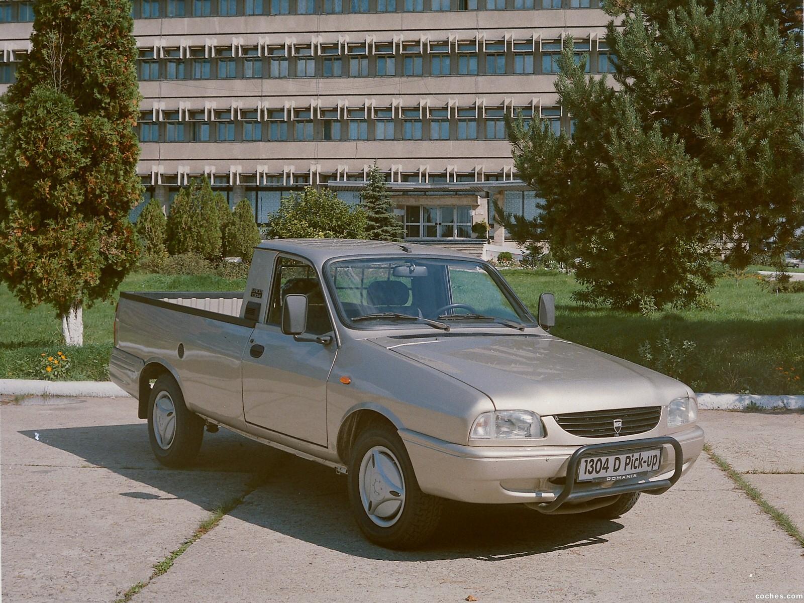 Foto 0 de Dacia Pick-Up 1995