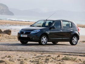 Ver foto 14 de Dacia Sandero 2008