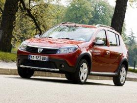 Ver foto 14 de Dacia Sandero Stepway 2009
