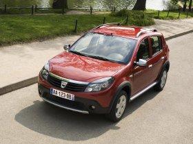 Ver foto 11 de Dacia Sandero Stepway 2009