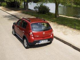 Ver foto 10 de Dacia Sandero Stepway 2009