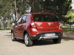 Ver foto 9 de Dacia Sandero Stepway 2009