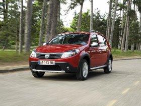 Ver foto 8 de Dacia Sandero Stepway 2009