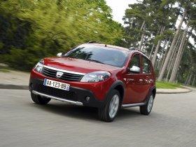 Ver foto 7 de Dacia Sandero Stepway 2009