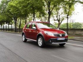 Ver foto 6 de Dacia Sandero Stepway 2009