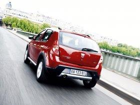 Ver foto 4 de Dacia Sandero Stepway 2009