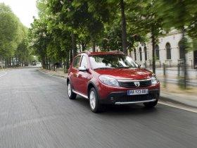 Ver foto 3 de Dacia Sandero Stepway 2009