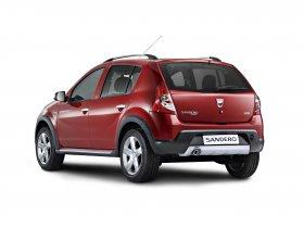 Ver foto 23 de Dacia Sandero Stepway 2009