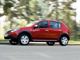 Ver foto 17 de Dacia Sandero Stepway 2009