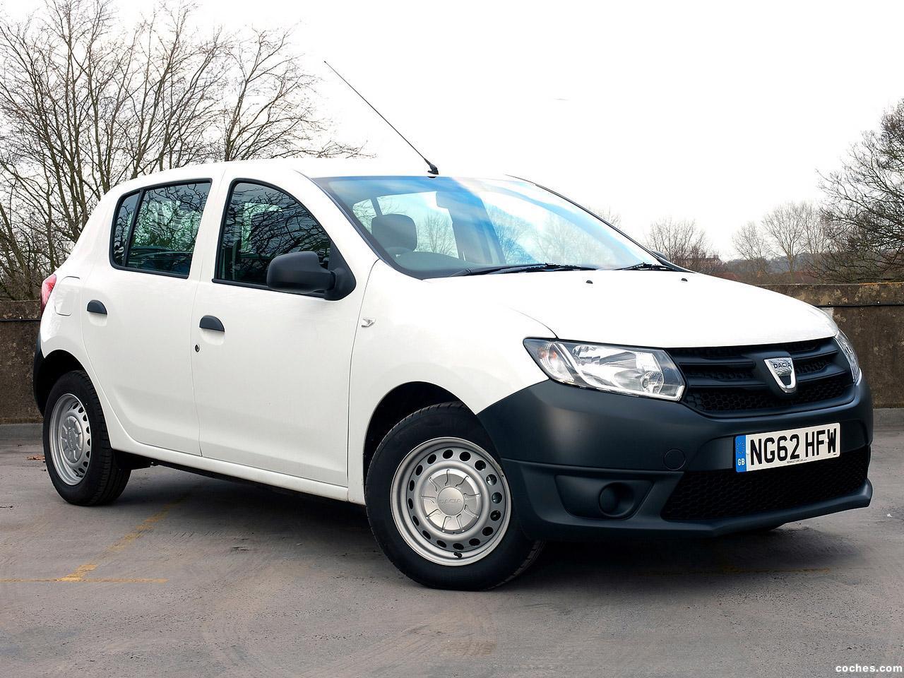Foto 0 de Dacia UK 2013