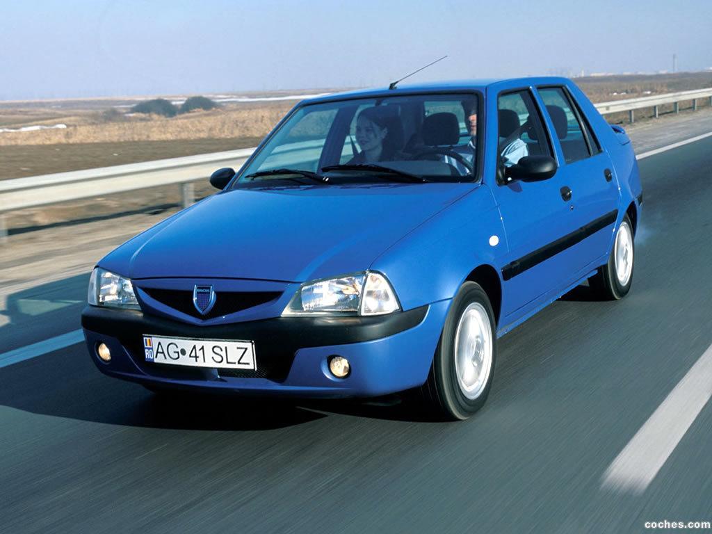 Foto 0 de Dacia Solenza 2003