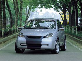 Ver foto 3 de Daewoo Kalos Concept 2000