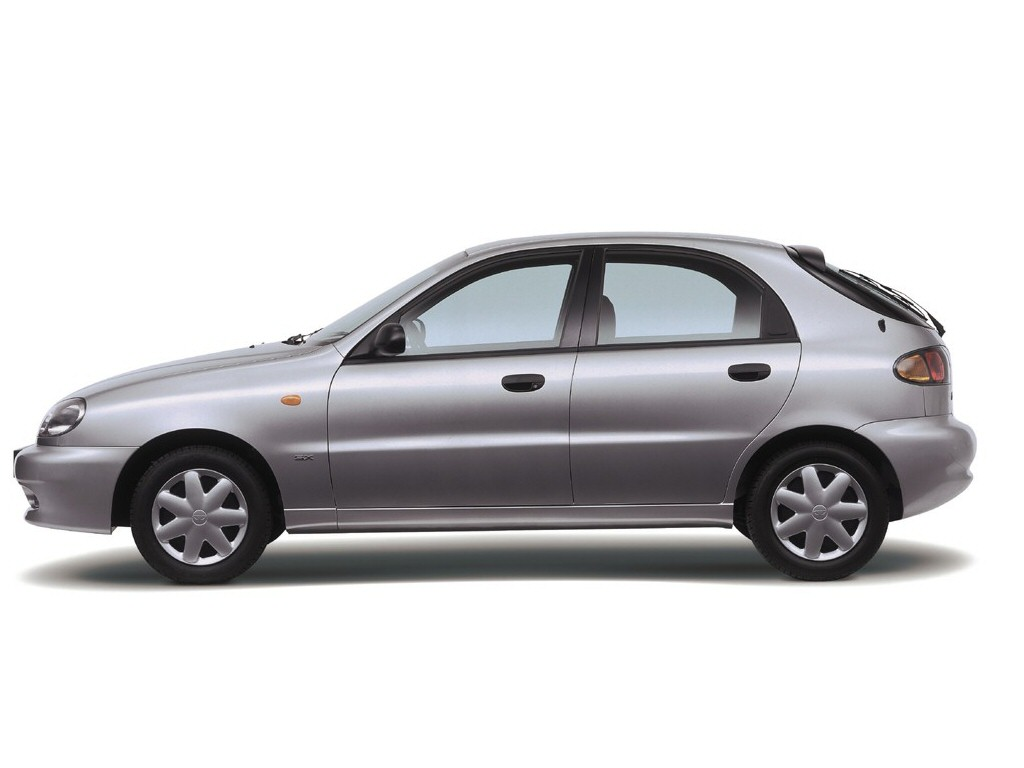 Fotografía de Daewoo lanos de 1997 (6 de 6). | noticias.coches.com