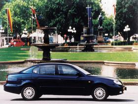 Ver foto 2 de Daewoo Leganza 1997