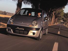 Ver foto 7 de Daewoo Matiz 1998