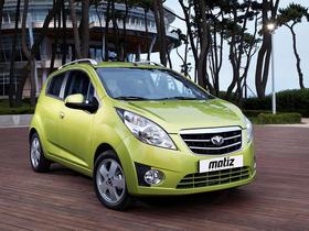 Ver foto 1 de Daewoo Matiz Creative 2009