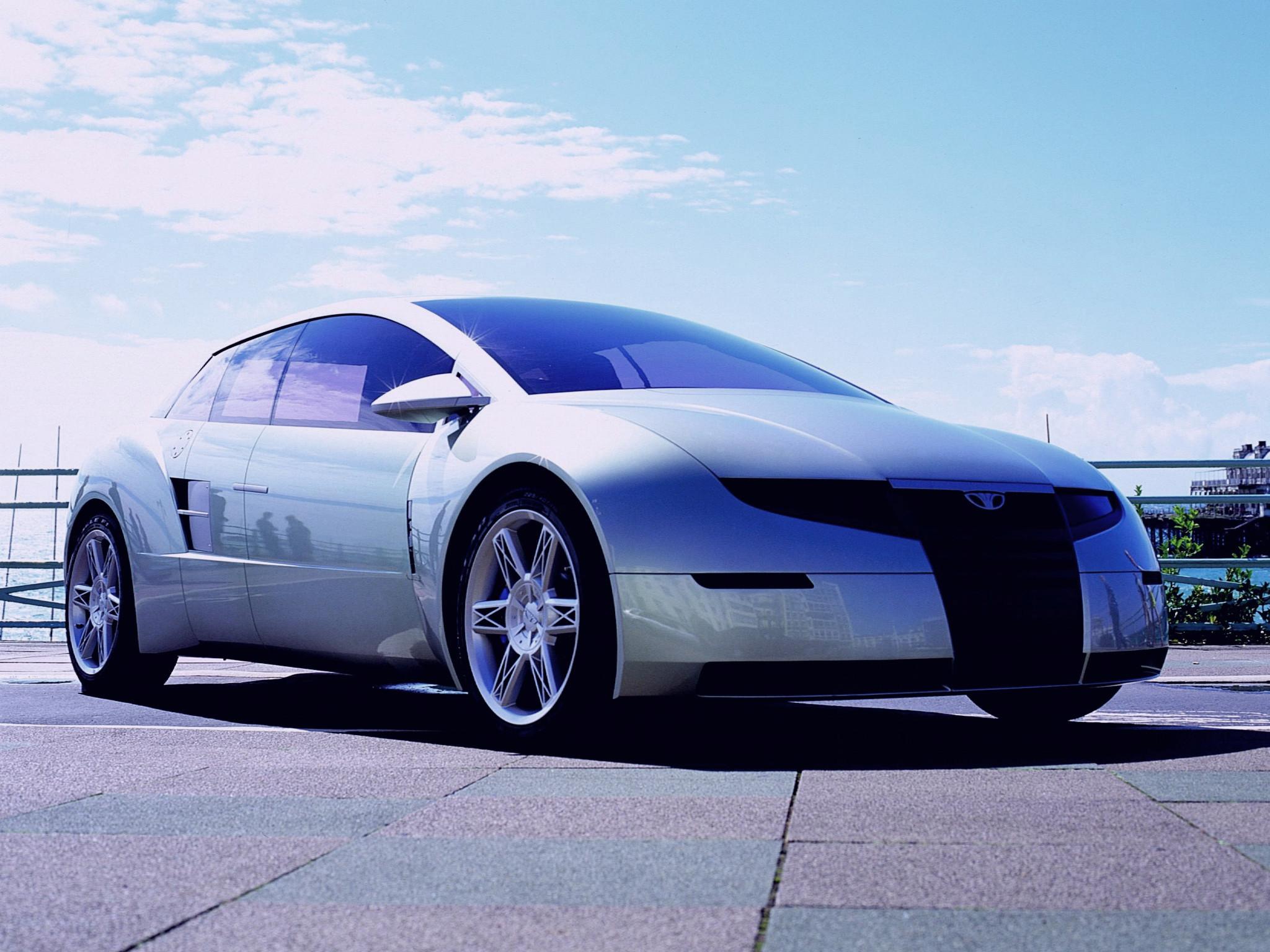 Foto 0 de Daewoo Mirae Concept 1999