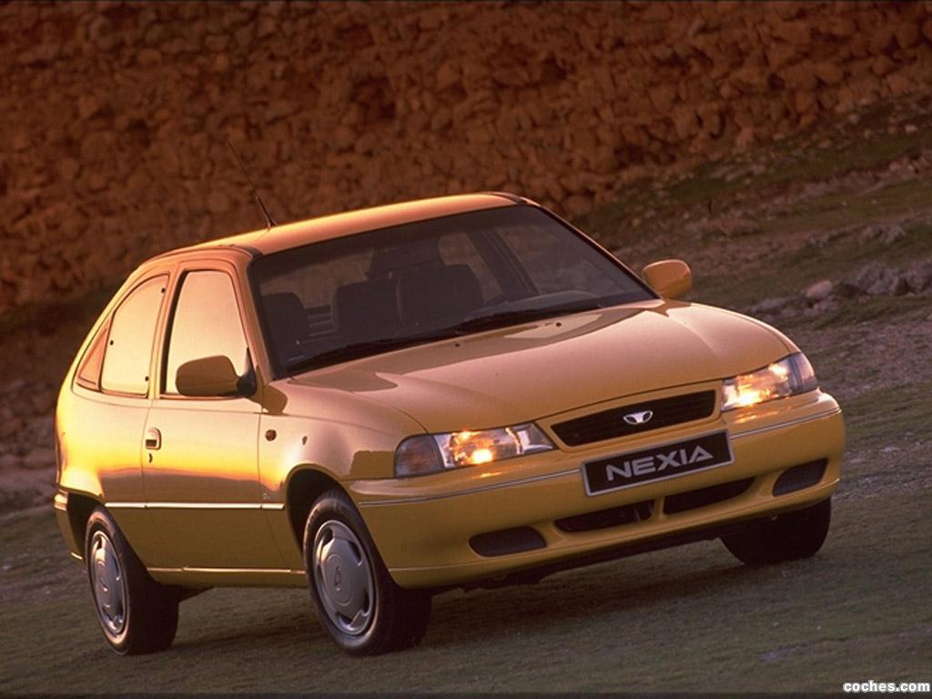 Foto 0 de Daewoo Nexia 3 puertas 1994