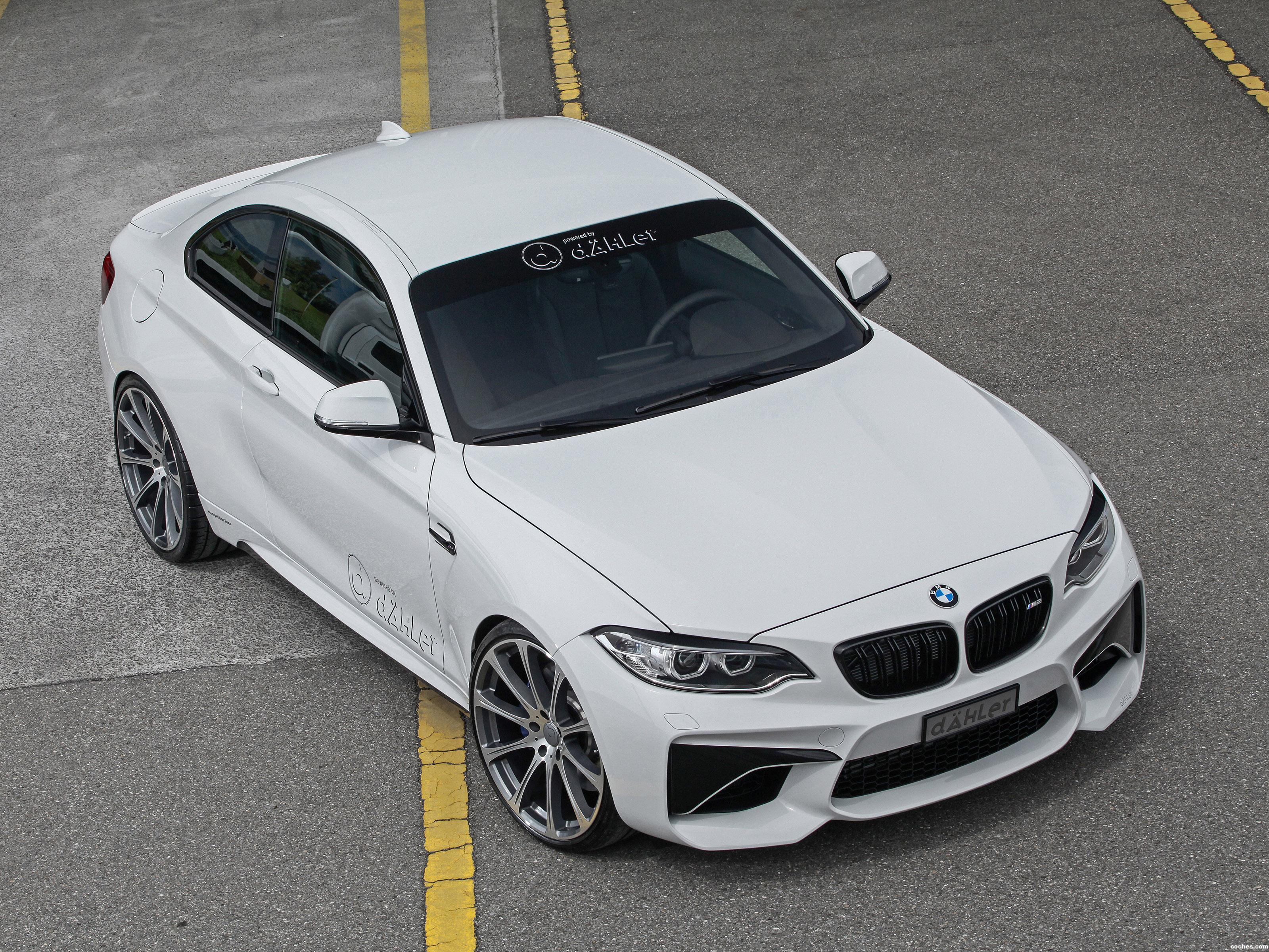 Foto 0 de Dahler BMW M2 F87 2016