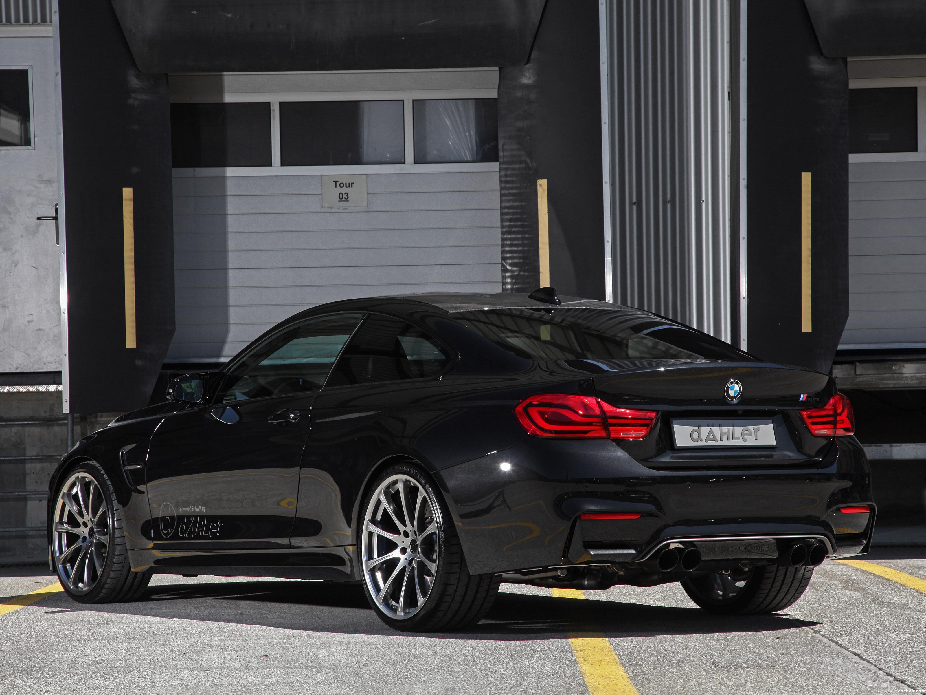 Foto 3 de Dahler BMW M4 Coupe Competition Package F82 2017