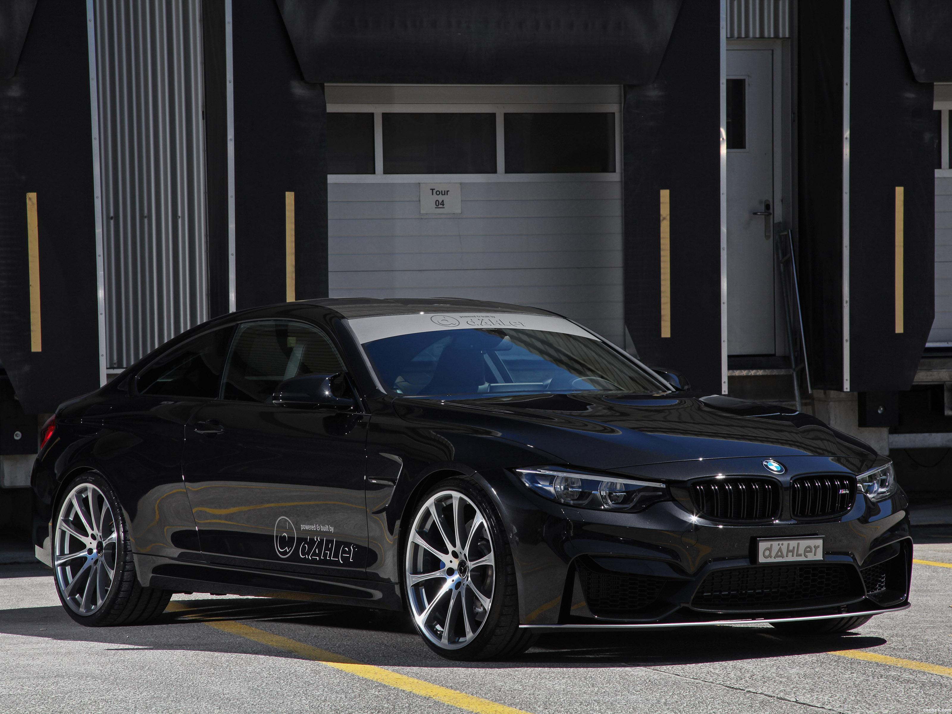 Foto 9 de Dahler BMW M4 Coupe Competition Package F82 2017