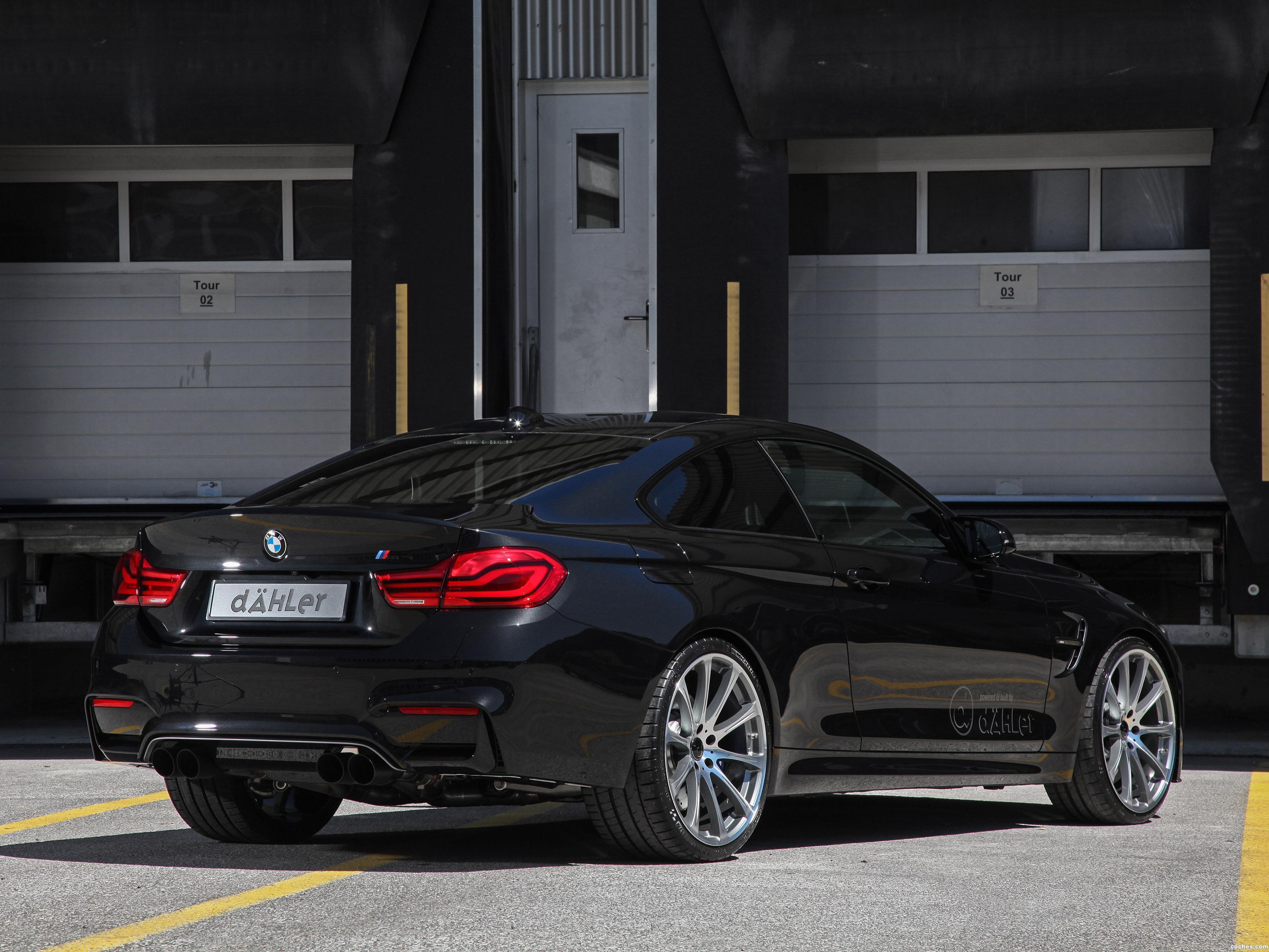 Foto 4 de Dahler BMW M4 Coupe Competition Package F82 2017