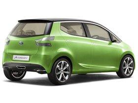 Ver foto 3 de Daihatsu A Concept 2011