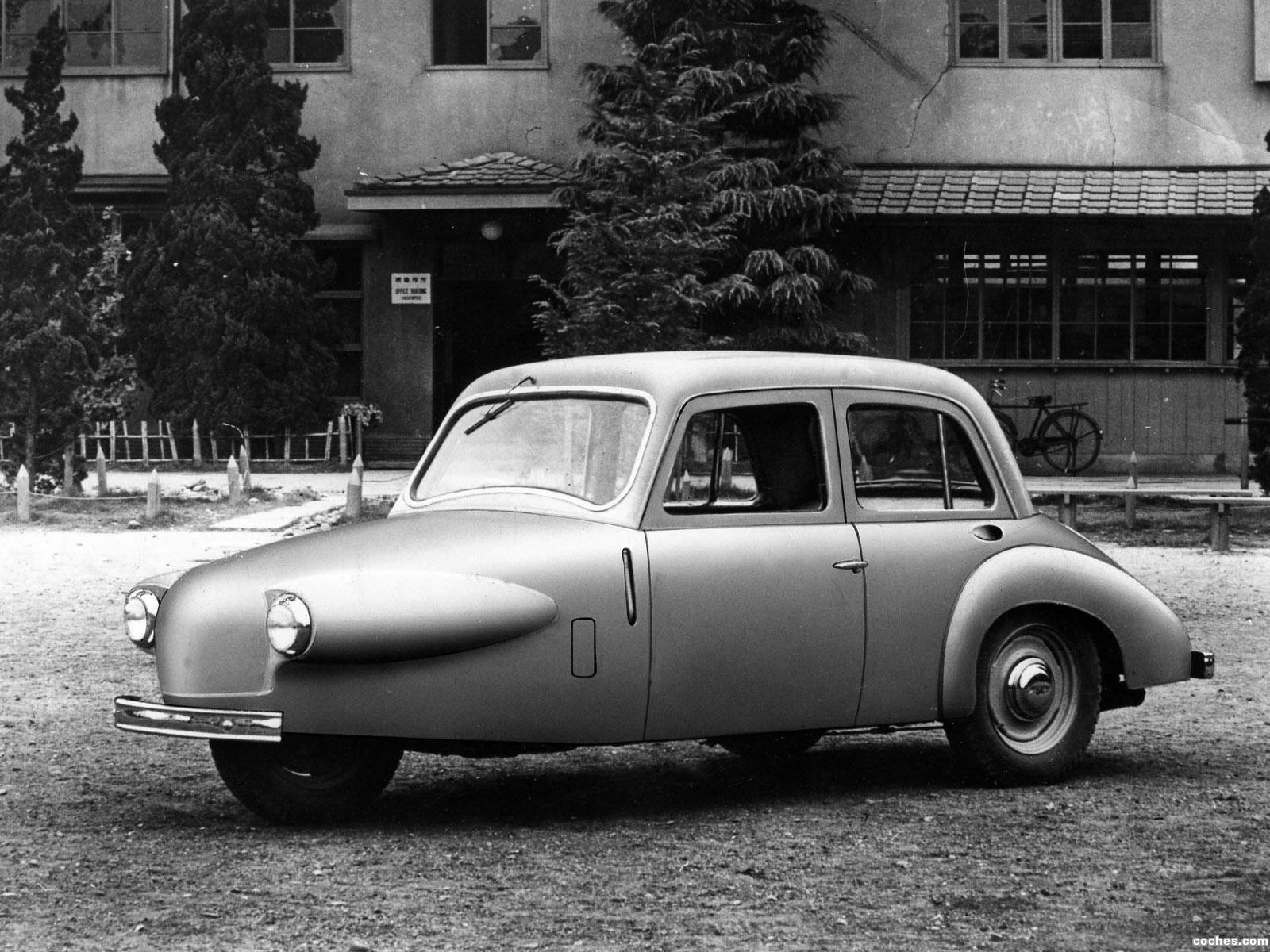 Foto 0 de Daihatsu Bee 1951