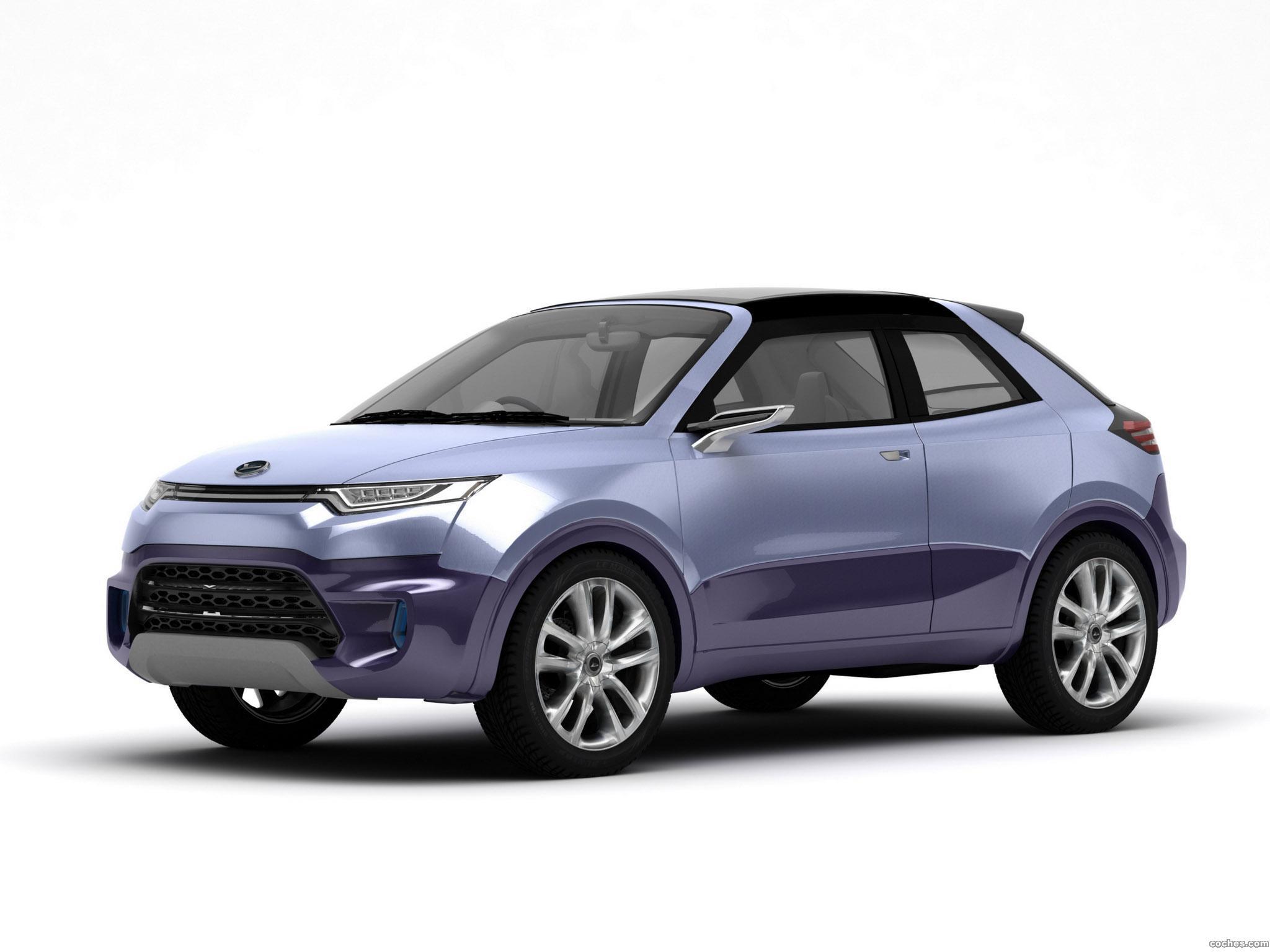 Daihatsu Cuv Concept R on Kia Sedona Radio Wiring Diagram