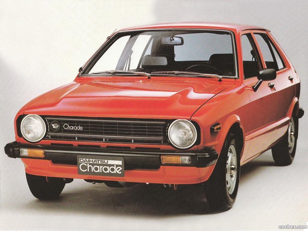 Foto 0 de Daihatsu Charade G10 1977