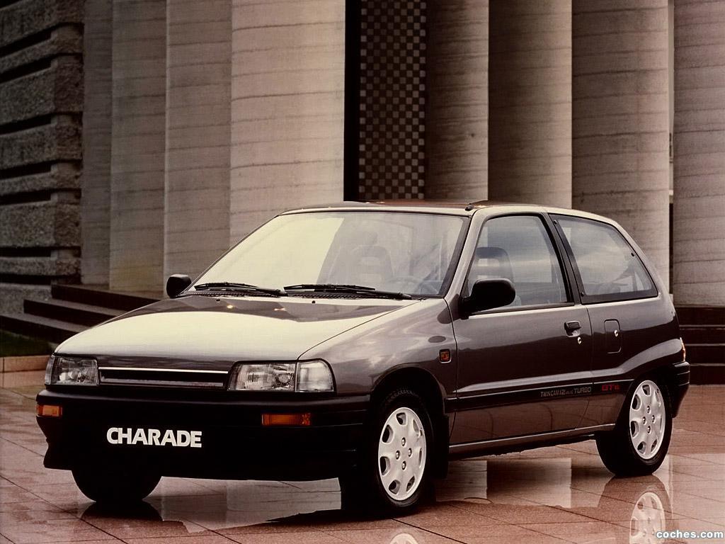 Foto 0 de Daihatsu Charade GTti G100 1987