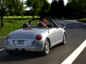 Ver foto 2 de Daihatsu Copen 2001