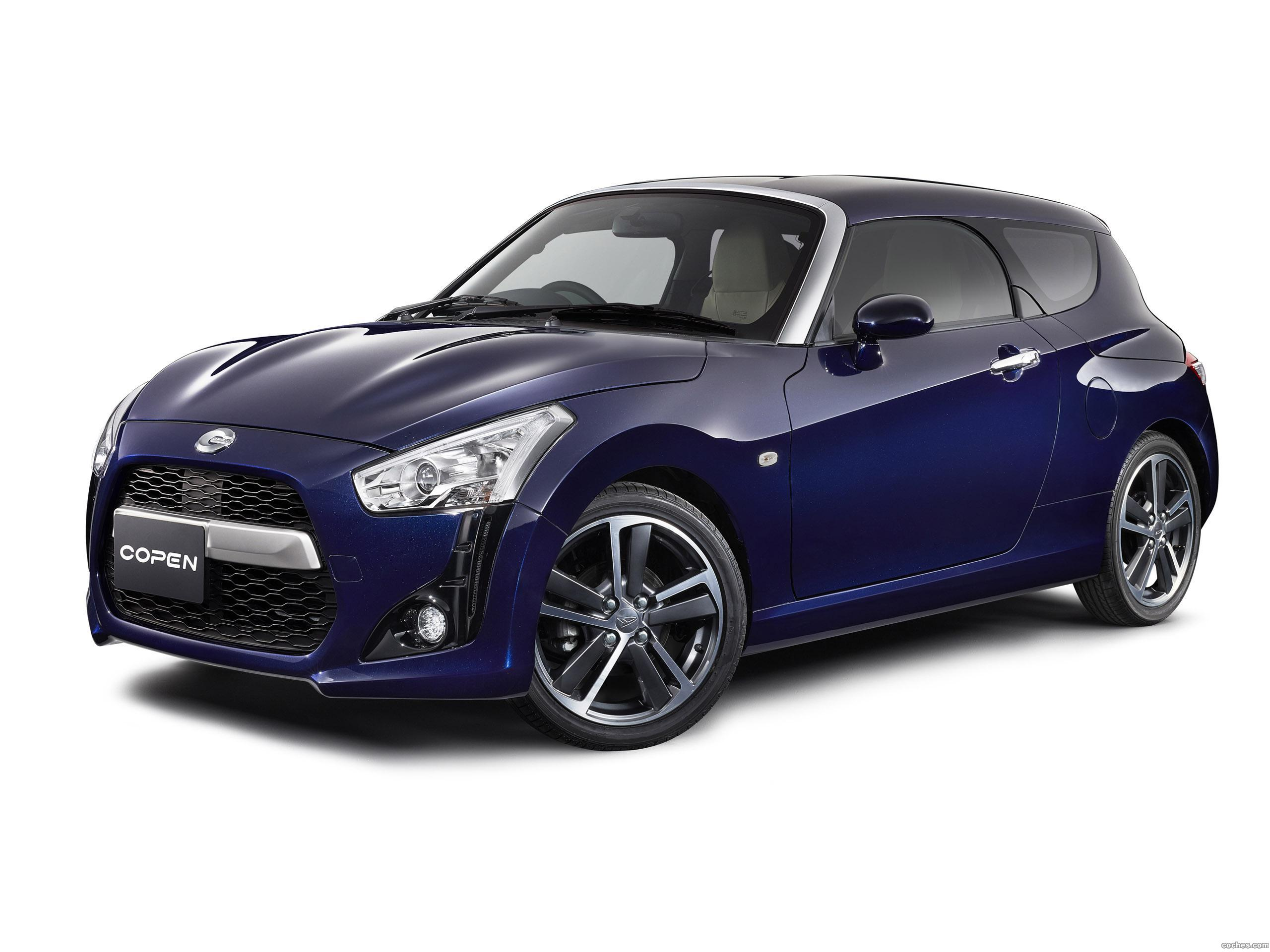 Foto 0 de Daihatsu Copen Robe Shooting Break Concept  2016