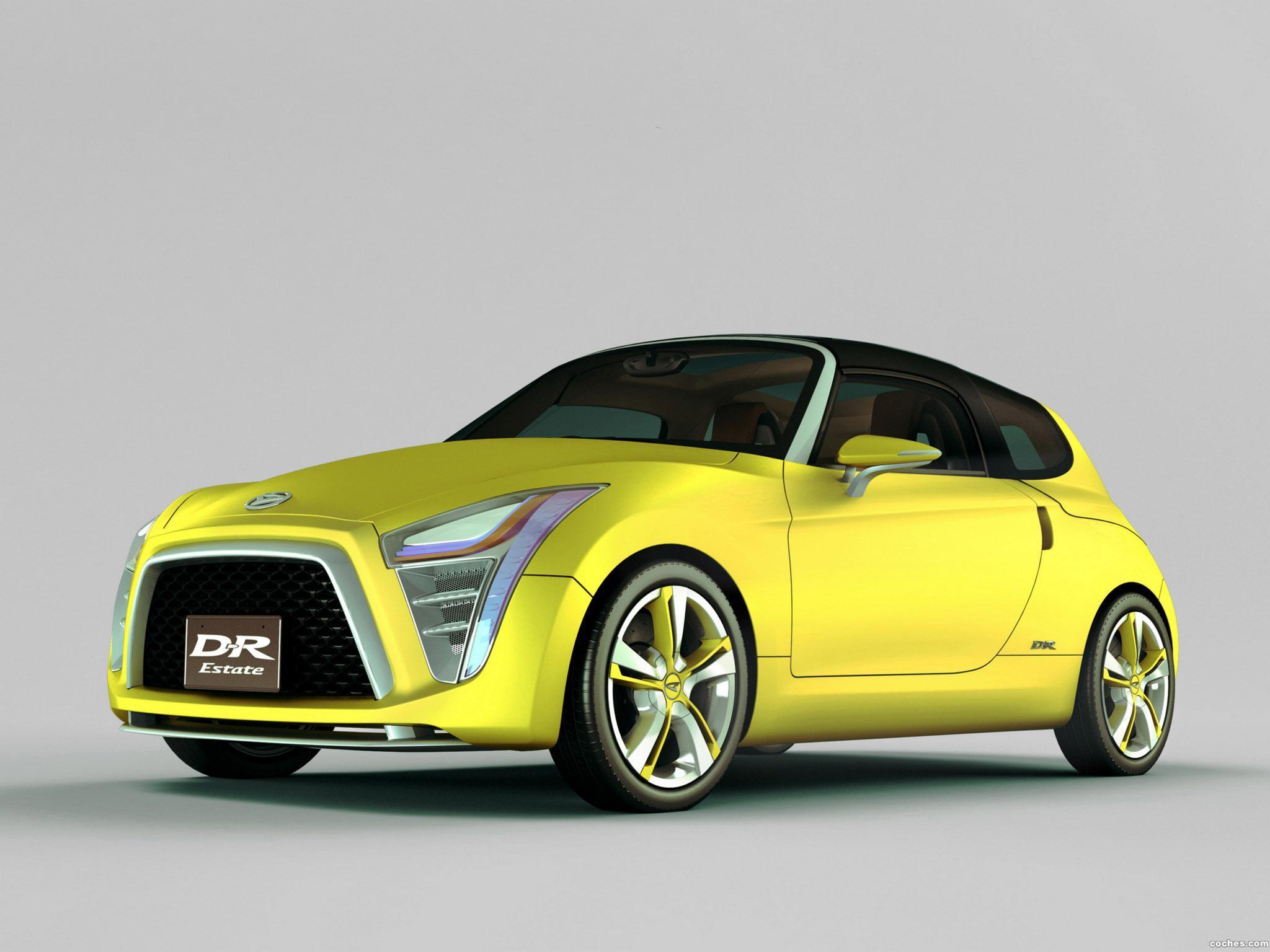 Foto 0 de Daihatsu D-R Estate Concept 2013