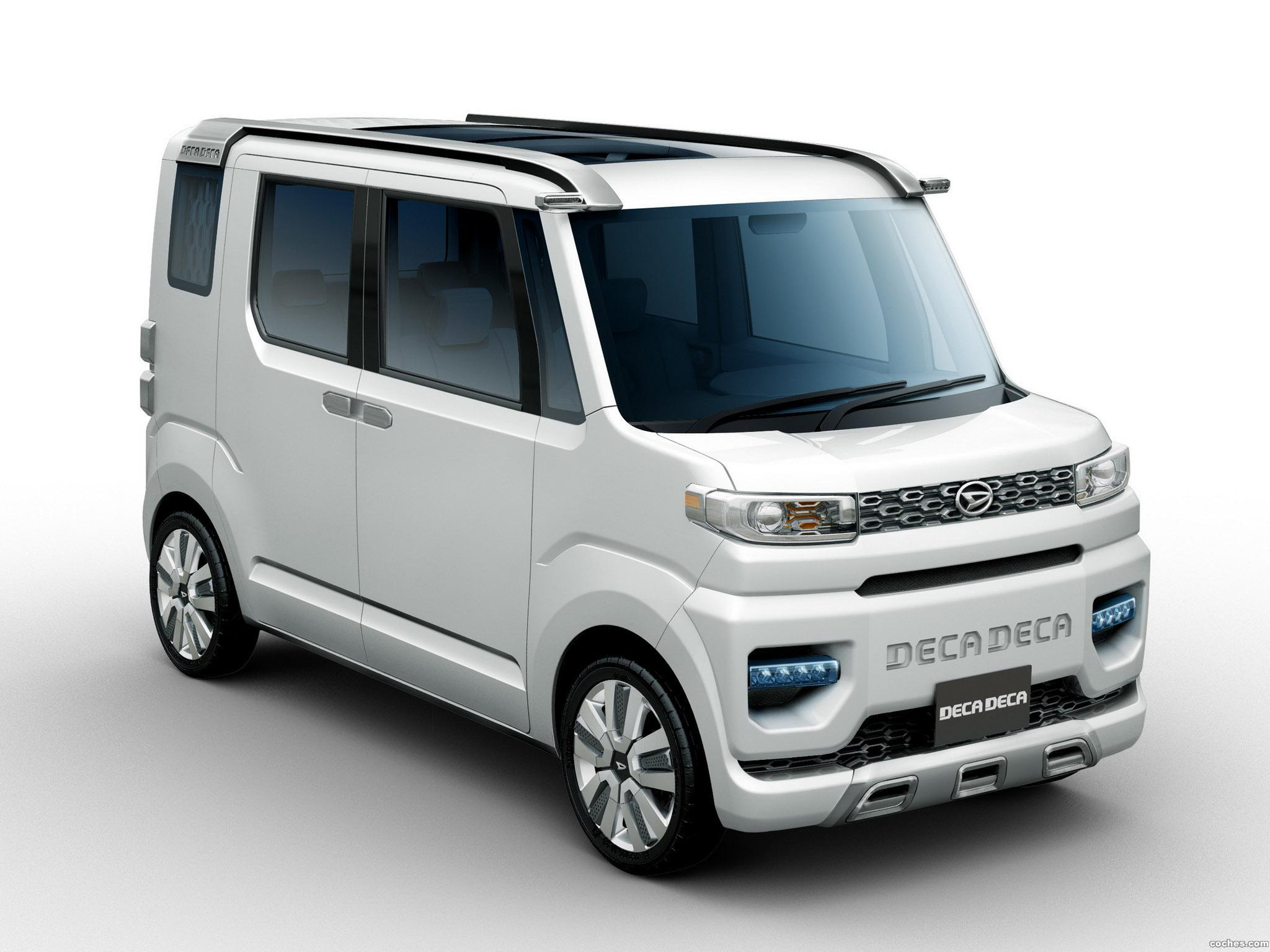 Foto 0 de Daihatsu Deca Concept 2013